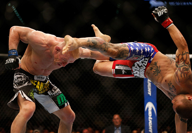 UFC 162 Video: Watch Cub Swanson vs. Dennis Siver fight highlights