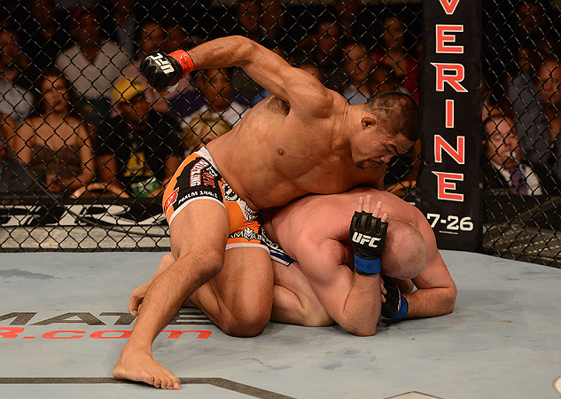 UFC 162 Video: Watch Mark Munoz vs. Tim Boetsch fight highlights