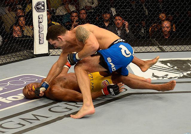UFC 162: Relive the thrills with the photo gallery
