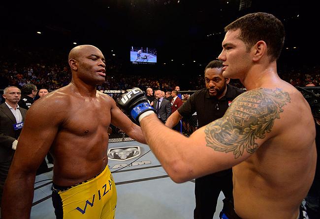 Aqueça para Anderson x Weidman com o trailer estendido do UFC 168