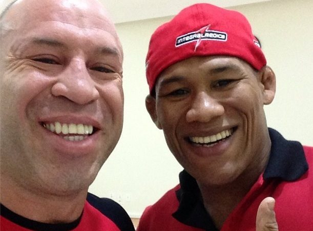Wand e Paulo Thiago elegem sucessor de Anderson no UFC: Ronaldo Jacaré