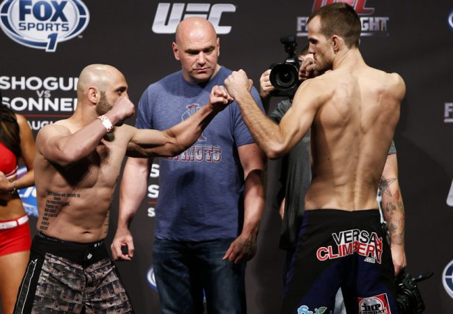 Watch the first 3 UFC Fight Night prelims on GRACIEMAG.com at 4:30 p.m. ET / 1:30 p.m. PT