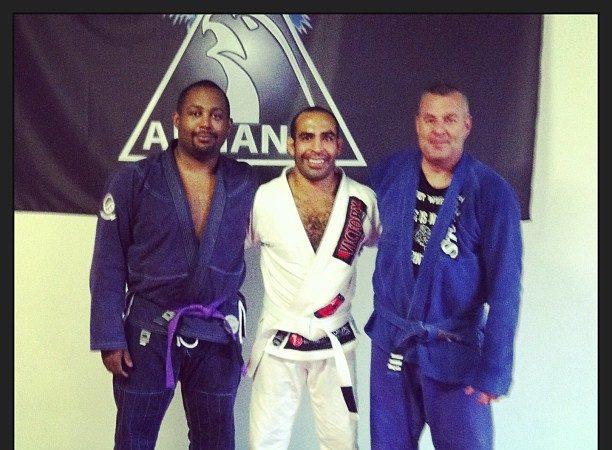 Black belt Rafael Rosendo goes back to white belt, see what he's learned