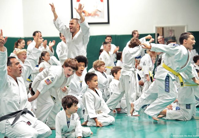 Video: See how Jiu-Jitsu can help your child