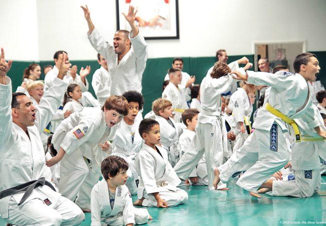 Video: See how Jiu-Jitsu can help your child