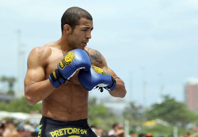Vídeo: os treinos e a estratégia de José Aldo para vencer o Zumbi Coreano no UFC 163