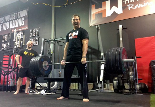 Celebrate Martin Rooney's 42nd birthday while he explains his Training For Warriors system