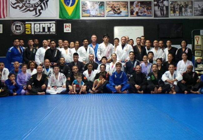 Manny 'Beats' Diaz holds first seminar to aid in Copa Podio trip to Brazil