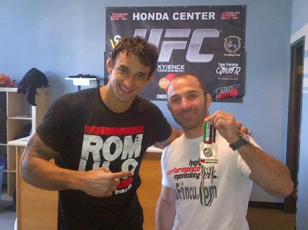 Ronda Rousey's trainer Leo Frincu to host class at GB Manhattan Beach Aug. 14
