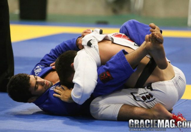 Video: Otavio Sousa seminar at GB Seattle shows sweeps and success