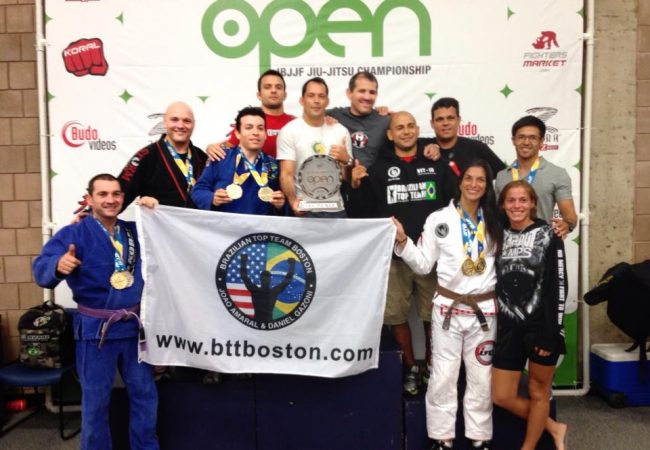 BTT Boston takes home team trophy at IBJJF Boston Summer Open