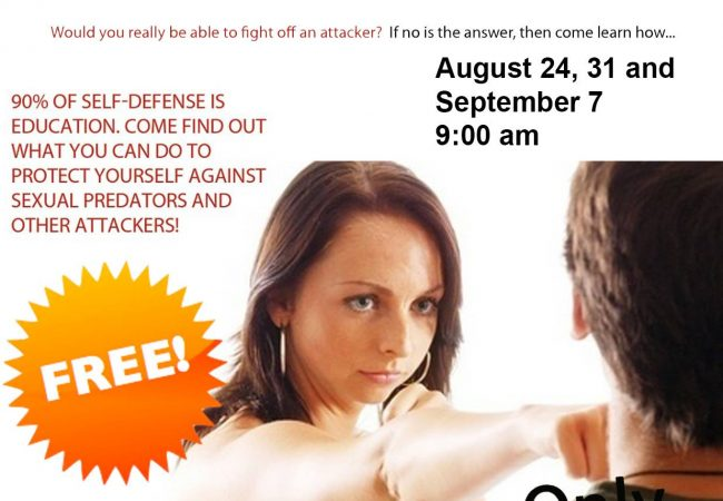 Women in Los Angeles: 3 chances to learn self-defense in Northridge for free