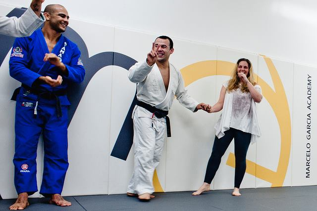Three Jiu-Jitsu black belt champions who have earned a new title