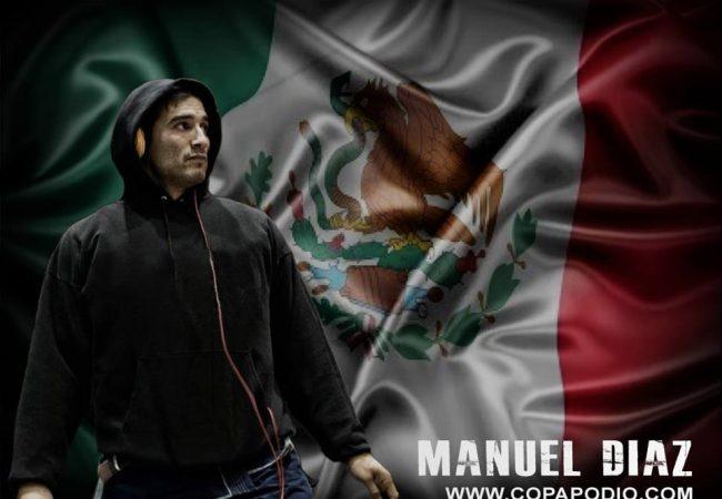 Manuel Diaz talks Copa Podio, 5 quick questions for the Caio Terra brown belt