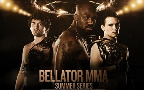 Watch a video recap of Bellator 97's knockouts and submissions with Mike Chandler & Ben Askren