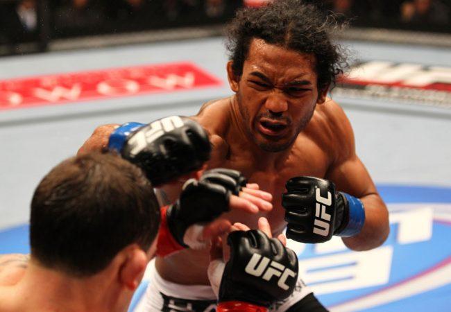 Veja Ben Henderson conquistando o cinturão dos leves do UFC