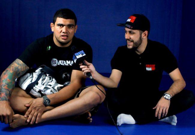 Vídeo: Braga Neto comenta carreira no UFC e explica mudança para Manaus
