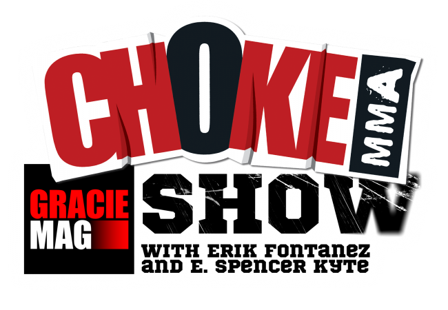 The Choke MMA Show Ep. 7: Sports Illustrated's Jeff Wagenheim stops by to talk UFC in Boston