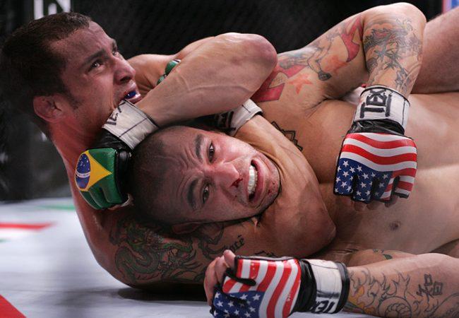 """Cristiano Marcello sem arriscar no UFC em Jaraguá: """"Vou buscar o Jiu-Jitsu"""""""