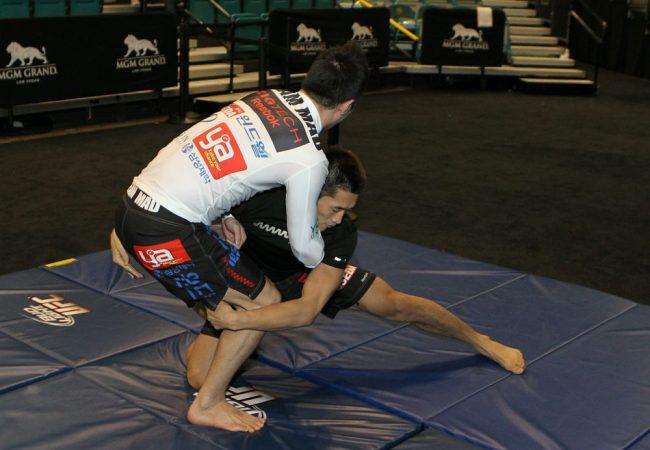 Fera do UFC quer roubar trono de Marcelinho Garcia no ADCC 2013