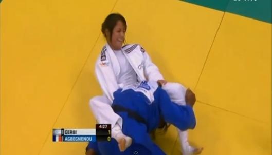 O estrangulamento de lapela que valeu ouro no Mundial de Judô
