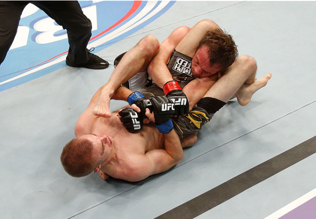 Galeria de fotos: as finalizações e nocautes do UFC: Shogun vs Sonnen