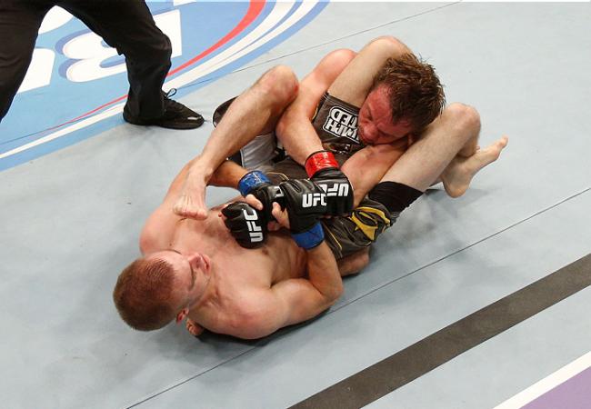 Galeria de fotos: as finalizações e nocautes do UFC: Shogun vs Sonnen