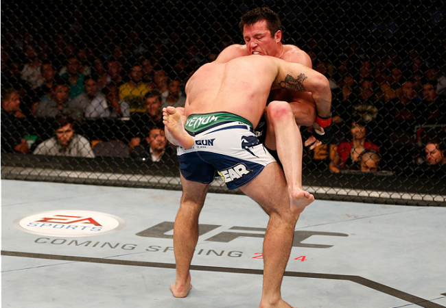 Onde Shogun errou no Jiu-Jitsu contra Chael Sonnen, no UFC em Boston?