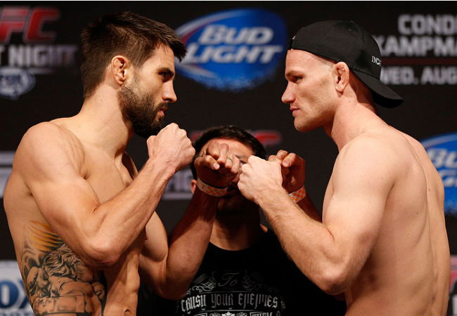 UFC Fight Night 27: Catch LIVE results of the fights right here