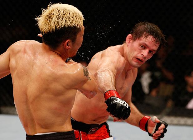 """Rodrigo Damm: """"No UFC hoje, o gás é 80% do caminho para vencer"""""""