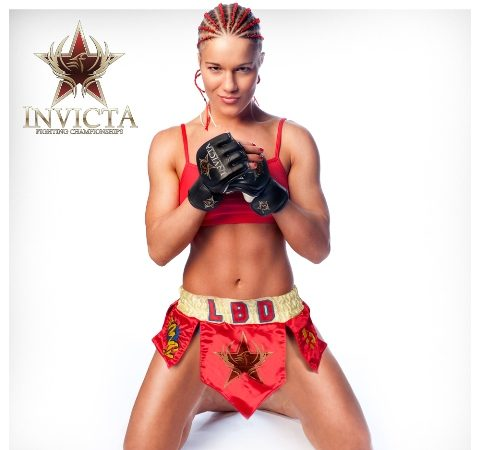 Felice Herrig signs multi-fight deal with Invicta Fighting Championships