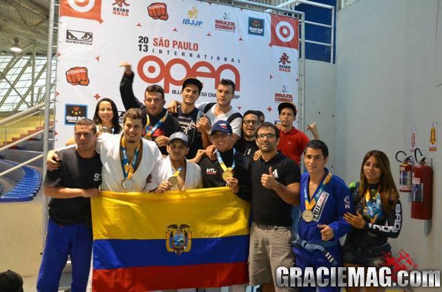A virada de Fernando Soluço no Panamá Open de Jiu-Jitsu