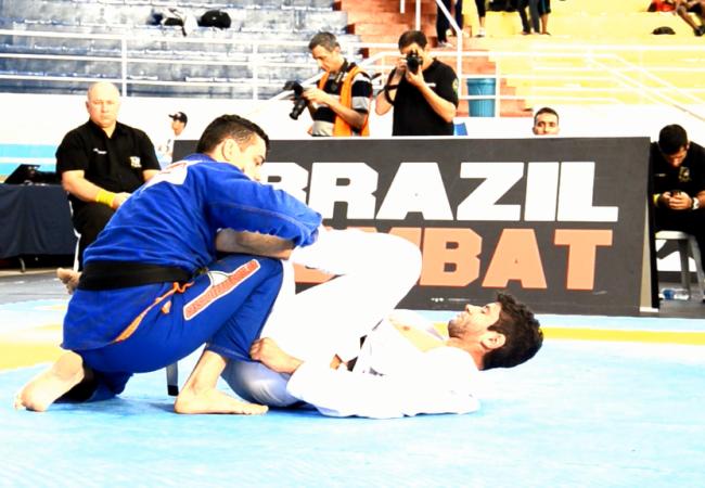 São Paulo Open de Jiu-Jitsu: assista à final do absoluto faixa-preta