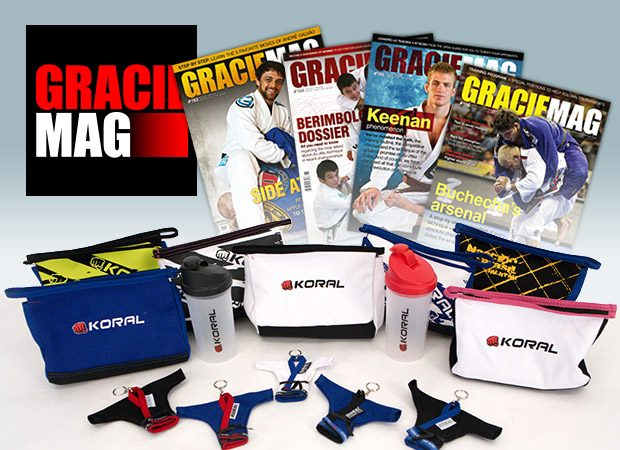 Subscribe to GRACIEMAG for 6 months and get an exclusive Koral Kit