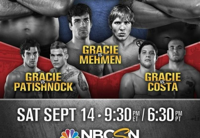 3 Gracie family members added to WSOF 5 card in Atlantic City