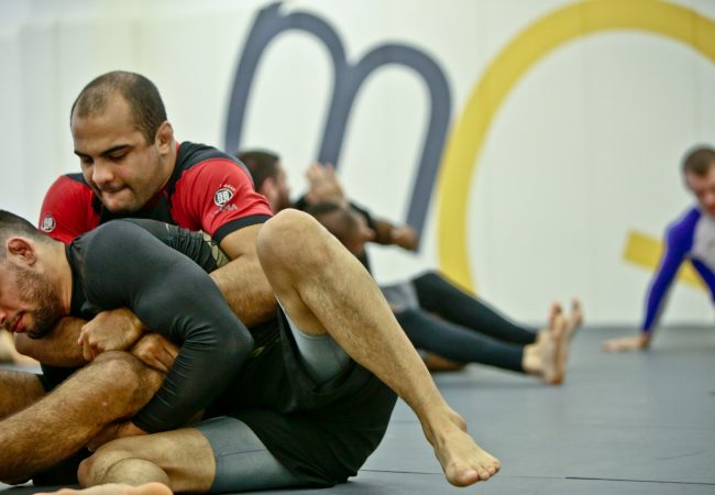 ADCC 2013: Exclusive video of Bernardo Faria training at Marcelo Garcia Academy