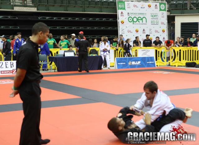 Chicago Open Gi IBJJF 2013