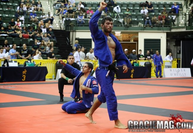 Francisco 'Sinistro' on first black belt gold: 'All of the matches were tough'