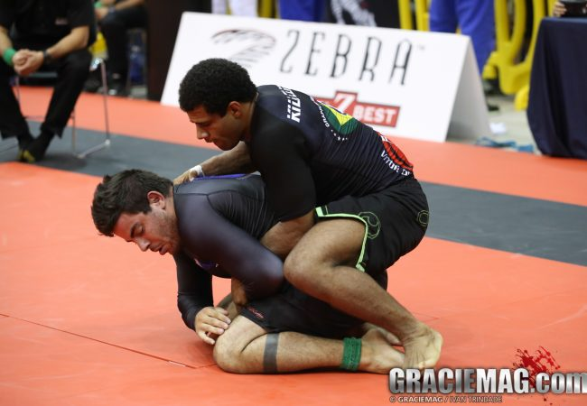 Chicago Summer: Vitor Oliveira reigns in the No-Gi absolute; other results