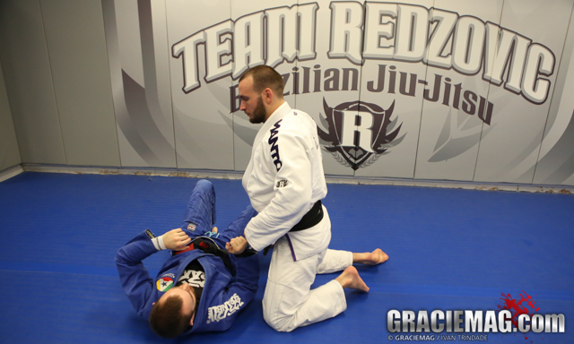 Video: Learn two sweeps from black-belt Adem Redzovic
