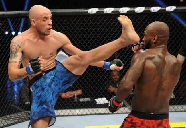 Ildemar Marajó encara finalizador da Gracie Barra no UFC em Barueri