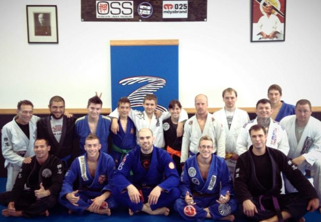 James Puopolo seminar at GMA Kaboom BJJ on Saturday, August 24