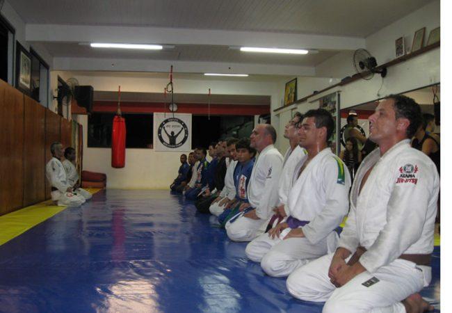 O Jiu-Jitsu não tem idade, como prova o professor Rolando Toro