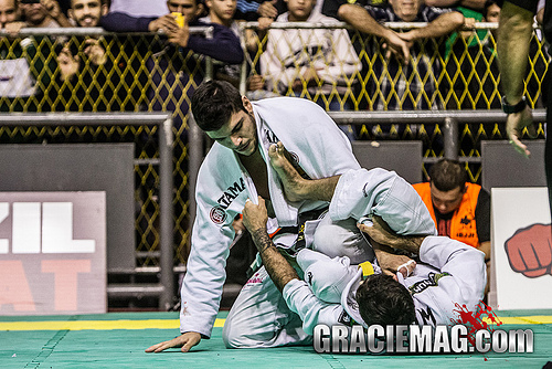 João Gabriel and the final with Lo: 'He surprised me by fighting on the defense'