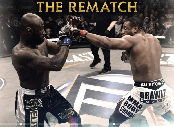 'King Mo' Lawal vs. Emanuel Newton rematch scheduled for Bellator PPV