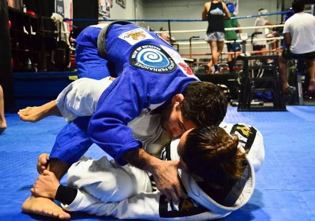 Jiu-Jitsu, a arte dos drills e das repetições