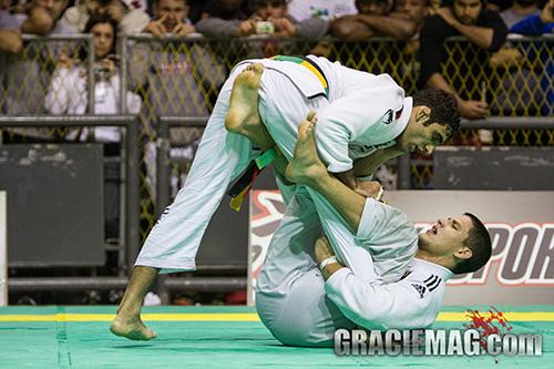 Vídeo: a guerra de Leandro Lo e Felipe Preguiça no Rio Open de Jiu-Jitsu