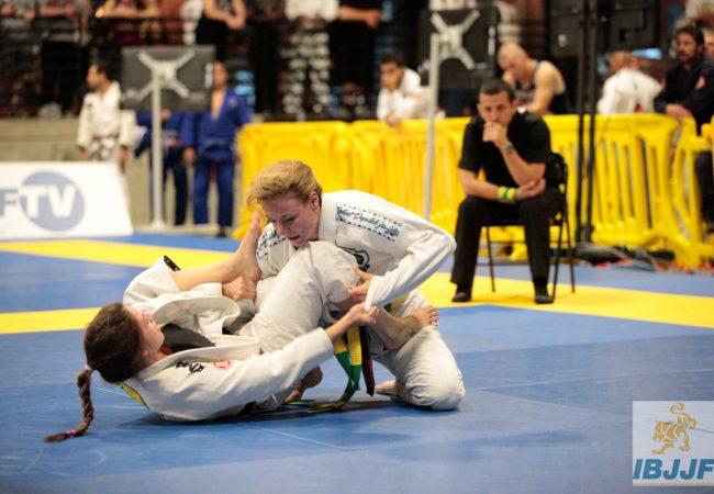 Exclusive Video: Mackenzie Dern vs. Sofia Drysdale in Vegas (HD)