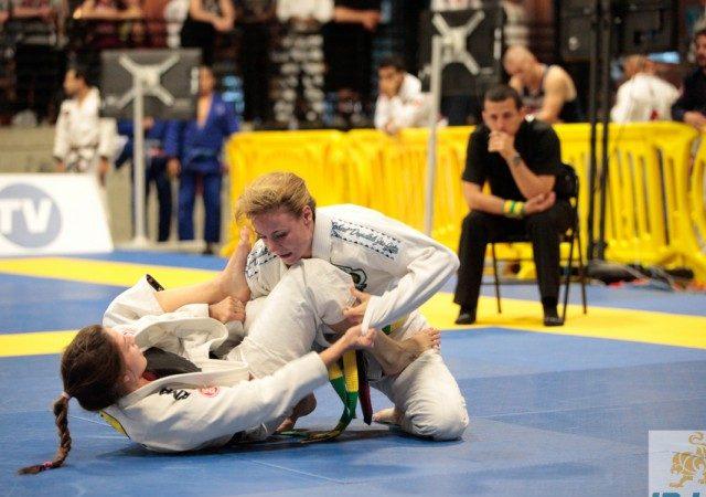 Vídeo: Mackenzie x Sophia Drysdale no Las Vegas Open de Jiu-Jitsu