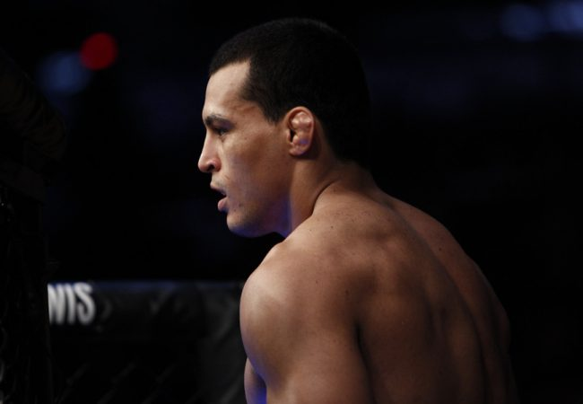 UFC's Vinny Magalhaes: 'If the UFC doesn't renew my contract, I'll stop fighting'